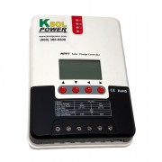 Solar Charge Controller - 20 Amp, 12/24 VDC, MPPT, LCD Display, KSOL Power