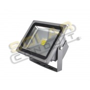 LED BRACKETED OUTDOOR FLOODLIGHT - 30 WATT, 1 LED, 100 - 240 VAC, COOL WHITE (5000K), KSOL POWER