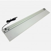 12 VOLT DC LED INDOOR LIGHT PLATE - 600MM, COOL WHITE (5000K), HAND WAVE ON-OFF SENSOR, KSOL POWER