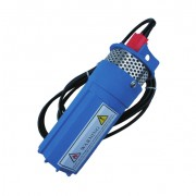 SUBMERSIBLE PUMP KIT - 24 VOLT DC, 4 INCH, KSOL POWER PUMP, CONTROLLER, SOLAR MODULES, POLE MOUNT