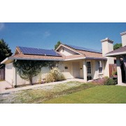 1.2 KW GRID-TIE SOLAR ELECTRIC SYSTEM STARTER KIT - MICROINVERTERS FOR COMP ROOF