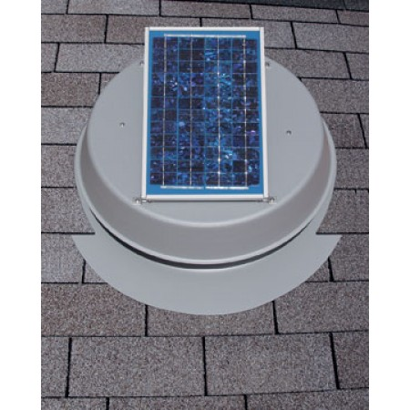 Solar Attic Fan 10 Watt Adjustable Pv Module 850 Cfm