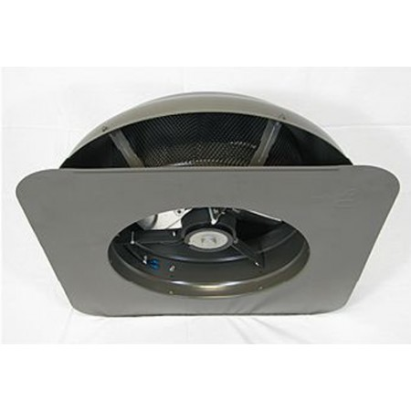 Brightwatts Roof Mounted Solar Attic Fan W 12 6 Watt Pv