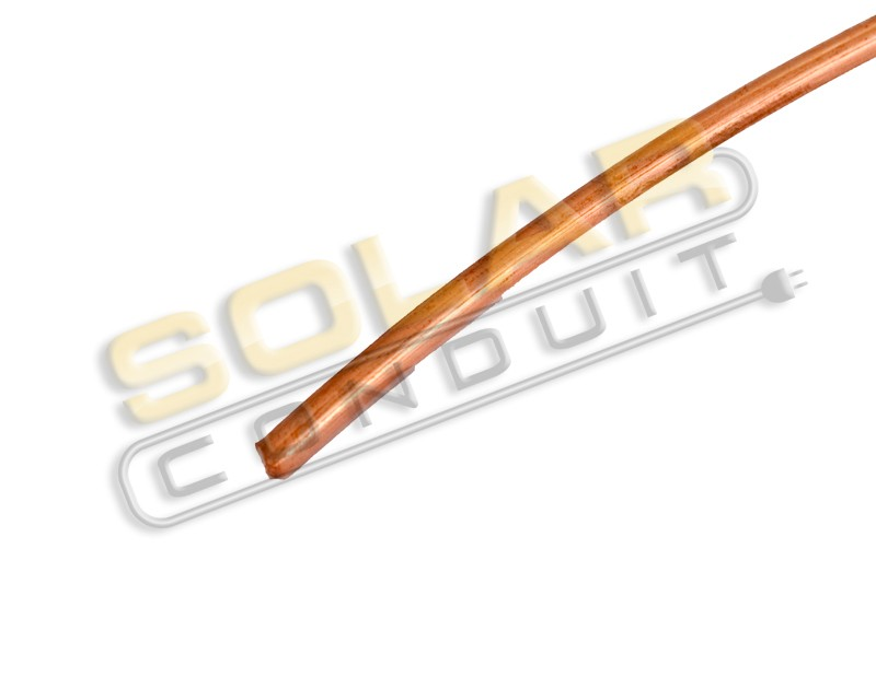 BARE COPPER GROUND WIRE 8 AWG, PER FOOT - Bulk Wire - Wire & Cabling ...