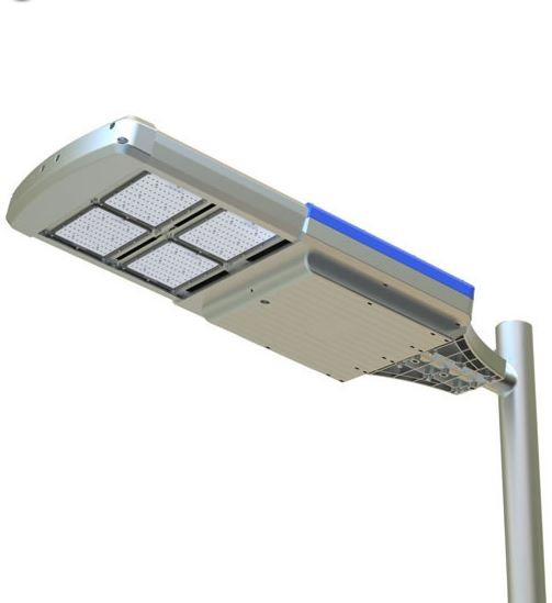 Solar Led Outdoor Street Area Light 3000 Lumen Pole Mount