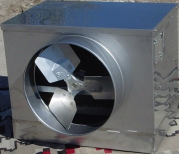 "SOUTHWEST SOLAR SOLAR CHILL 1412XP 14"" 12 VOLT DC EVAPORATIVE COOLER"