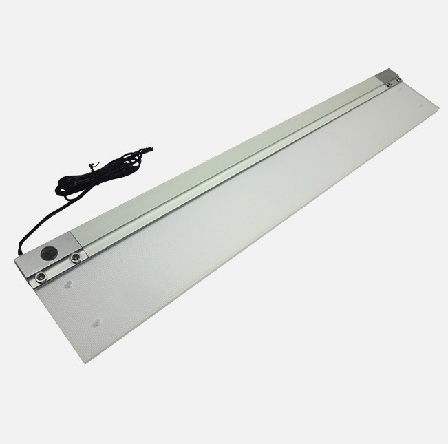 12 VOLT DC LED INDOOR LIGHT PLATE - 450MM, COOL WHITE (5000K), HAND WAVE ON-OFF SENSOR, KSOL POWER