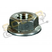 8MM END CONDITION FLANGE NUTS