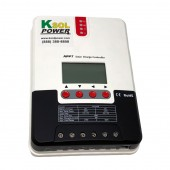 Solar Charge Controller - 40 Amp, 12/24 VDC, MPPT, LCD Display, KSOL Power