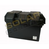 BASIC SINGLE BATTERY BOX WITH STRAP - GRP 27/31