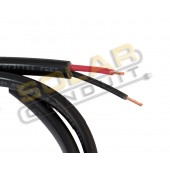 WIRE - TRAY CABLE, 16-2C UV DIRECT BURIAL 16 AWG, 2 CONDUCTOR, PER FOOT