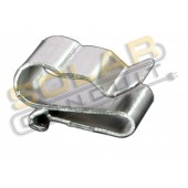PV MODULE INTERCONNECT CABLE CLIP - STAINLESS, SMALL SIZE, WILEY ACME - 1 EACH, P/N ACC