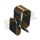 PV MODULE INTERCONNECT CABLE CLIP - STAINLESS, LARGE SIZE, 1 EACH