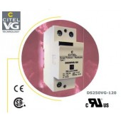 CITEL HEAVY DUTY AC SURGE PROTECTOR - 277 VAC, DIN MOUNT, P/N DS250VG-300
