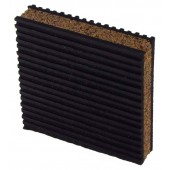"ANTI-VIBRATION PAD, 1"" X 4"""