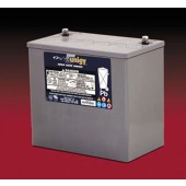 DEKA UNIGY, SEALED ABSORBED TECHNOLOGY, HIGH RATE SERIES, 12 VOLT DC, 48.8 AMP HOUR, 45HR2000S