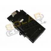 60 AMP SINGLE POLE BREAKER - VERTICAL SURFACE MOUNT, FITS 0-14 AWG WIRE - DISCONTINUED