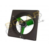"SNAP-FAN DC POWERED VENTURI EXHAUST FAN 12"" 12/24/32 VOLT DC"