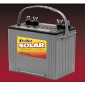 MK BATTERY SEALED AGM DEEP-CYCLE SOLAR BATTERY, 12 VOLT DC, 79 AMP HOUR, DUAL TERMINAL POST (SAE & STUD), 8A24DT-DEKA