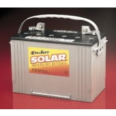 MK BATTERY SEALED AGM DEEP-CYCLE SOLAR BATTERY - 12 VOLT DC, 92 AMP HOUR, T876 FLAG POST, 8A27-DEKA