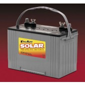 MK BATTERY SEALED AGM DEEP-CYCLE SOLAR BATTERY - 12 VOLT DC, 92 AMP HOUR, DUAL TERMINAL POST (SAE & STUD), 8A27DT-DEKA