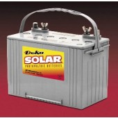 MK BATTERY SEALED GEL DEEP-CYCLE SOLAR BATTERY, 12 VOLT DC, 88 AMP HOUR,  DUAL TERMINAL POST (SAE & STUD), 8G27DT-DEKA