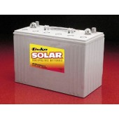 MK BATTERY SEALED GEL DEEP-CYCLE SOLAR BATTERY - 12 VOLT DC, 97 AMP HOUR,  DUAL TERMINAL POST (SAE & STUD), 8G31DT-DEKA