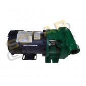 SUNCENTRIC SURFACE PUMP - FOR PV ARRAY-DIRECT OR BATTERY-POWERED SYSTEMS, 36 VOLT DC NOM., HI TEMP, P/N 7622-HT