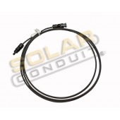 MC4 SOLARLINE 2 PV ARRAY OUPUT 10AWG CABLE, DOUBLE JACKET, MALE/FEMALE 50 FEET, KSOL POWER