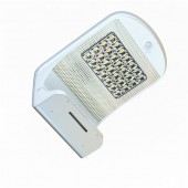 Solar LED Outdoor Wall Dual Light - 700 Lumen Motion Bright White Light, 70 Lumen Constant Warm White Light, KSOL Power