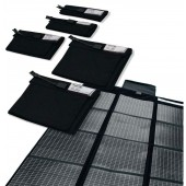 POWERFILM F15-600 FOLDABLE PV MODULE - 10 WATT, 12 VOLT DC, BLACK