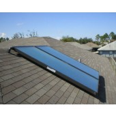 EAGLESUN AE-SERIES SOLAR COLLECTOR - 3 FEET X 8 FEET, P/N AE-24