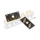 WEEB-UMC GROUNDING CLIP/WASHER FOR UNIRAC SOLARMOUNT - 1 EACH