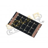 POWERFILM WIRELESS SP3-37 PV MODULE - 3 VOLT DC, 22MA