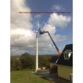 WIND ENERGY SYSTEM ON-SITE EVALUATION AND ESTIMATE