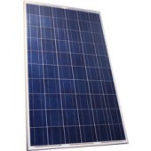 ECOSOLARGY PV MODULE - 260 WATT, POLY, ORION SERIES, BLACK FRAME, MC4, P/N ECO260H156P-60B