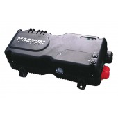 MAGNUM ENERGY INVERTER/CHARGER - 1500 WATT, 24 VOLT DC, 120 VOLT AC, 70 AMP PFC CHARGER, MODIFIED SINEWAVE, P/N MM1524-AE