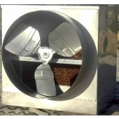 "SOUTHWEST SOLAR SOLAR CHILL 1824HP - 18"", 24 VOLT DC EVAPORATIVE COOLER"
