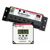 MORNINGSTAR SUNSAVER DUO RV CHARGE CONTROLLER - 25 AMPS, 12 VOLT DC, P/N SSD-25RM