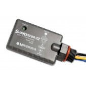 MORNINGSTAR SUNKEEPER SK-12 CHARGE CONTROLLER - 12 AMP, 12 VOLT DC, OUTDOOR (IP65)