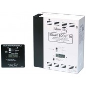 BLUE SKY SOLAR BOOST 50L MPPT CHARGE CONTROLLER (NO DISPLAY) - 12/24 VOLT DC, 50 AMP, P/N SB50L