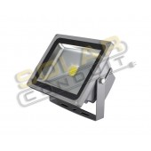 LED BRACKETED OUTDOOR FLOODLIGHT - 30 WATT, 1 LED, 100 - 240 VAC, COOL WHITE (5000K), WITH PLUG, KSOL POWER