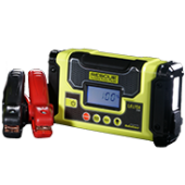 RESCUE LIFEPO4-400 PORTABLE POWER PACK - 12 VDC BATTERY JUMP START, 400 AMP/600 PEAK, QUICK CABLE, P/N  604022