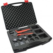 RENNSTEIG PROFESSIONAL SOLAR CRIMP TOOL KIT - TYCO / MC3/MC4 P/N R624105-13