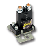 CURRENT RELAY DUAL BATTERY ISOLATOR - 80 AMP, STINGER, P/N SGP38