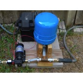 SOLAR POWERED DC WATER PUMPING KIT - KSOL POWER