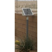 Solar Power Pony - 18 LED (per Floodlight), 12 Volt DC, 12 AH Battery, American Solar Electric