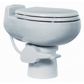 SUN-MAR SEALAND 510 PLUS 1 PINT FLUSH TOILET - WHITE