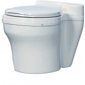 SUN-MAR DRY COMPOSTING TOILET - WHITE