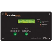 SAMLEX CHARGE CONTROLLER 30 AMP, 4 STAGE, 12/24 VOLT DC
